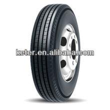 Double fabricant de pneu DR909 315 / 80R22.5 modèle de bonheur en Chine
