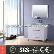 2014 New glass sliding door bathroom cabinet