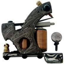 Alta calidad Damasco Tattoo Machine Guns