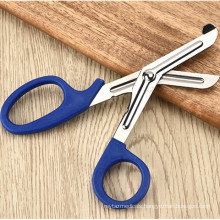 DW-BSC001 Disposable Stainless Steel First Aid Bandage Scissors With FDA Approved