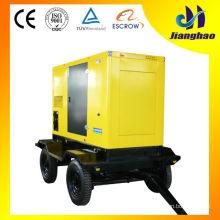 générateur de remorque de vente chaude, mobile, générateur diesel mobile de 50kva 40kw à vendre