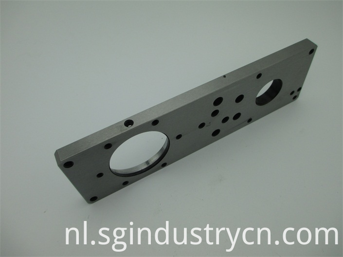 Industrial Precision Machining Part