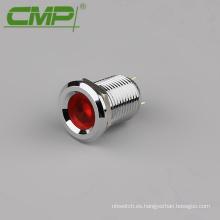 Lámpara de señal LED de ferrocarril 24vdc