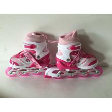 Children Sports Pink Inline Skate