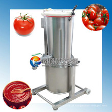 Pasta industrial automática do molho de tomate que faz a máquina de processamento