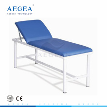 AG-ECC01 Cabeça ajustável por mecânico hospitalar sofá paciente capa de colchão macio mesa de examinador médico