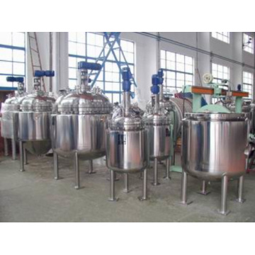 Small Heating Stainless Steel Type Reactor