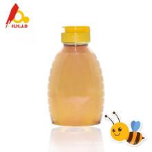Miel de acacia en la piel