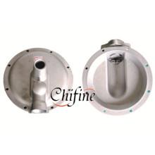 Carcasa de la bomba de flujo de fundición por gravedad de aluminio
