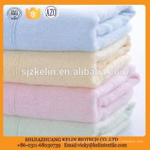 toalha de banho de bambu muito macia eco friendly