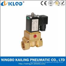 Válvula solenoide de control de aire de 4 vías de la serie Kl0311 24V
