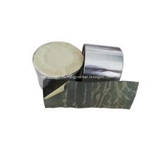 Cinta de betún autoadhesiva de papel de aluminio