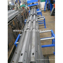 Crash Barrier Roll Forming Machine line