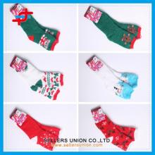 Neujahr Weihnachten Socken gemütlich mircofiber Hause Handtuch Socken