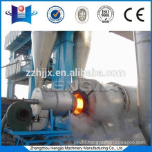 PLC control and automatic ignition coal powder burner