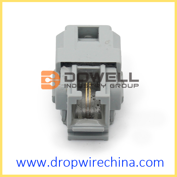 RJ11 6P2C Telephone Gel Filled Jack
