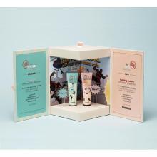 Caja de empaquetado magnética de encargo del perfume del aceite de la fragancia del cierre