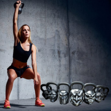 Personalized Face Fitness Kettlebell