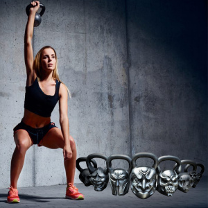 Personalizzato Face Fitness Kettlebell