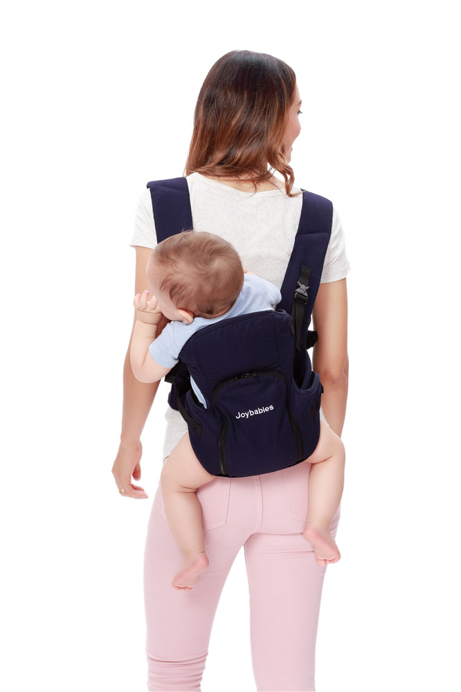 Baby Carrier On Chest