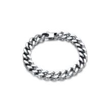 Pulsera jewely de la venta caliente, pulseras hechas a mano del acero inoxidable, pulsera del orgullo