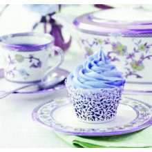 Wholesale Fashion Elegant cupcakes paper baking cups