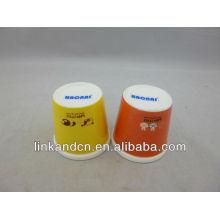 KC-01357 taza de cerámica, taza de agua de cerámica
