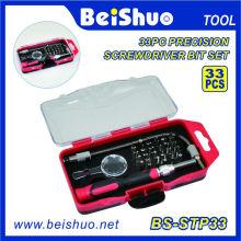 Hot Sale China Screwdriver Hand Tool Bits Set