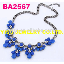 colorful wedding jewelry necklace