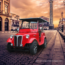 Ce Approved China Supplier Electric Classic Car