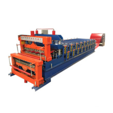hebei xinnuo three layer full automatic tiles making machine