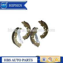 Mâchoires de frein OEM NO. 1125669/1123789 pour gué