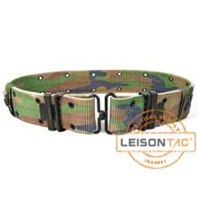 Cinturón táctico militar del camuflaje con estándar del Iso (JYPD-NL34)