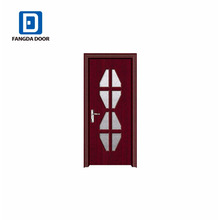 Fangda cheap price pvc bathroom door price