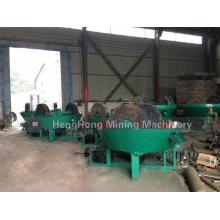 Machine populaire de moulin de meulage pour le minerai d'or d'Afrique