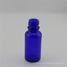 Bouteille d'huile essentielle 30ml avec compte-gouttes (EOB-03)