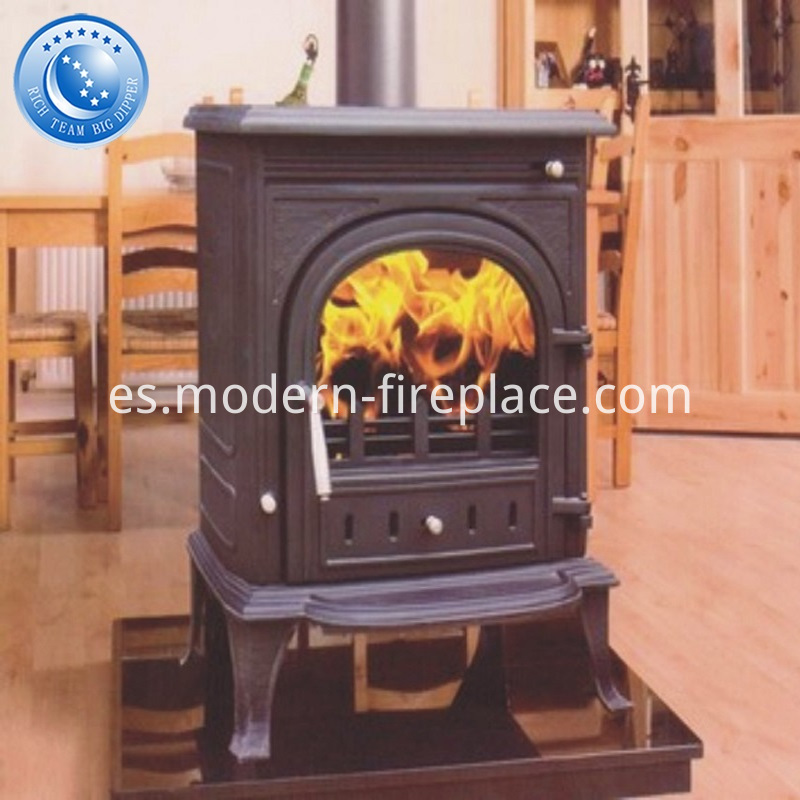 12KW High Efficiency Wood Burning Fireplaces