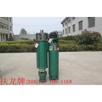 200QJ40-117 vertical multi-stage water pumps