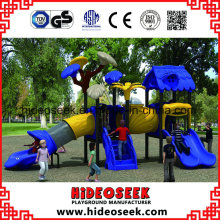 New Mould Factory Kids Exercise Outdoor Playground Slide Equipment Amusement