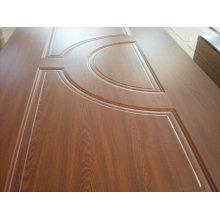 Piel de la puerta HDF / Piel de la puerta de melamina HDF / Piel de la puerta Moudle HDF