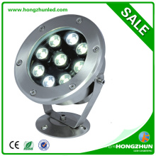 High waterproof 9w led underwater fishing light meanwell drver wholesale in market