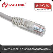 24AWG UTP Bare Kupfer CAT5E Patchkabel 1M / 2M / 3M