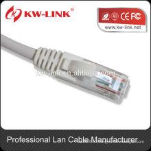 24AWG UTP cobre desnudo cable CAT5E Patch 1M / 2M / 3M
