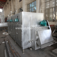 Plant protein vacuum conveyor drying machine