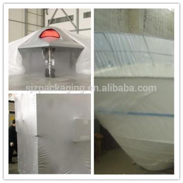 Термоусадочная пленка PE для крупногабаритного оборудования