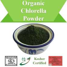 Kosher Certified Organic Chlorella Powder