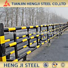 Tubo de acero galvanizado caliente para la cerca;