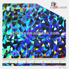 Съемка голограмм для серебряной упаковочной пленки-YXCP - 002