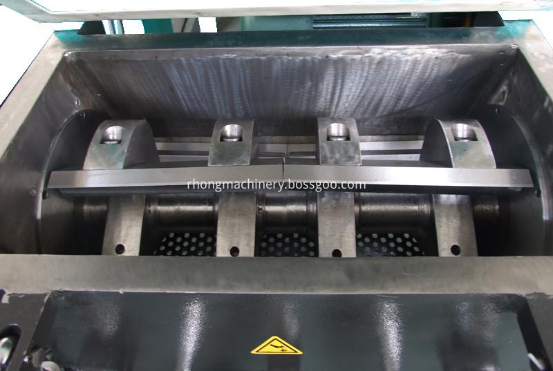 RHONG pipe crushers blades