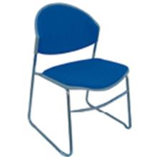 Chaise en plastique en acier avec haute qualité
